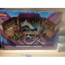 EXCLUSIVITE Pokemon Coffret COLLECTOR LATIOS Fr BOOSTERS X 5