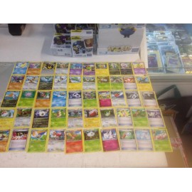 lot cartes Pokemon 50 cartes xy ciel rugissant sans double lot n 5