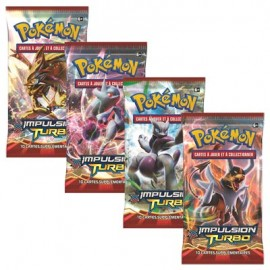 Boosters pokemon xy8 impulsion turbo en francais