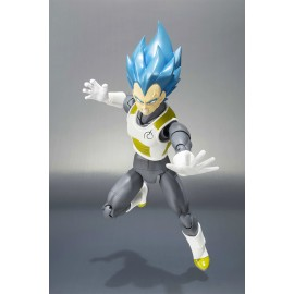bandai DRAGON BALL Z SUPER S GOD SUPER S VEGETA figuarts