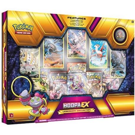Pokemon Collector coffret Pikachu EX version anglais