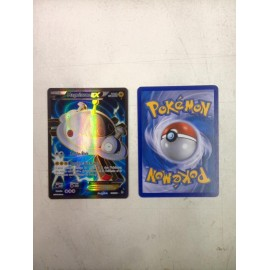 carte Pokemon 101/106 Magnézone Ex FULL ART Étincelles no display no booster