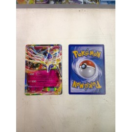 carte Pokemon XY07 Xerneas EX No display no booster