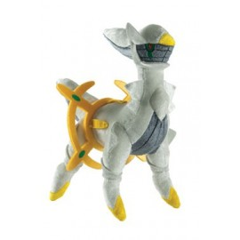 OFFICIEL POKEMON TOMY Pokemon peluche 20th Anniversary Arceus 20 cm