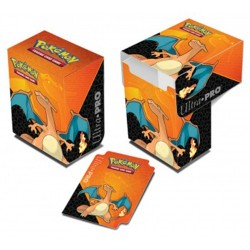 CARTE POKEMON Deck Box Ultra Pro - Charizard DRACAUFEU