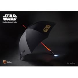 Star Wars parapluie lumineux sabre laser 110 cm