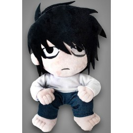 DEATH NOTE PELUCHE PLUSH L