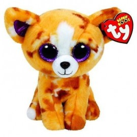 25 cm peluche / plush BEANIE BOO'S MEDIUM - SLUSH LE CHIEN