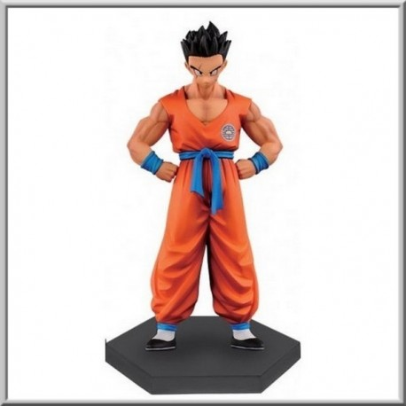 banpresto dragon ball z TENSHINHAN