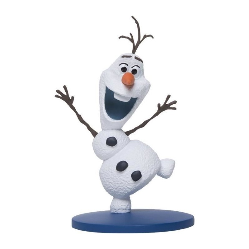 Disney la reine des neiges olaf figurines a collectionner dream of figure - Reine des neiges olaf ...