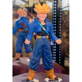 Banpresto Dragon Ball MASTER STARS PIECE TRUNKS SUPER SAIYAN