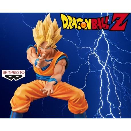 Banpresto Dragon Ball MASTER STARS PIECE TRUNKS SUPER SAIYAN