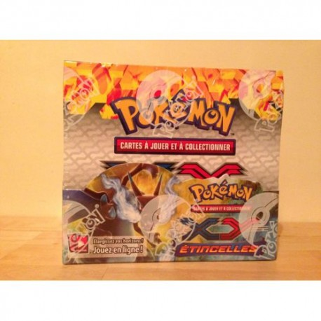 Carte Pokémon Rare Booster Box XY2 Wild Blaze ETINCELLES DRACAUFEU Coréen