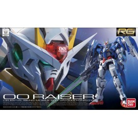 Bandai Gundam RG Real Grade 18 1/144 OO Raiser Maquette Model Kit