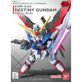 Gundam SD GN-0000 Ex Standard Bandai Model Kit