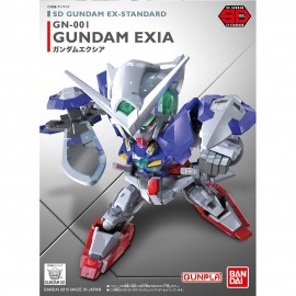 Gundam SD GN-001 EXIA Ex Standard Bandai Model Kit