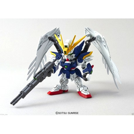 Gundam SD GAT-X AQM/E-X01 AILE STRIKE Ex Standard Bandai Model Kit
