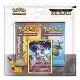 Produits Spéciaux Pokémon Collection Pokémon Fabuleux ARCEUS Pack 20ème Anniversaire
