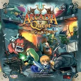 JEUX DE SOCIETE Arcadia Quest EN FRANCAIS