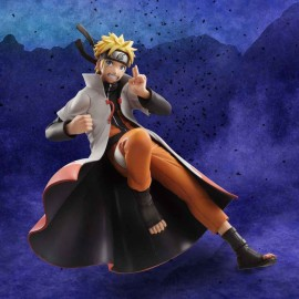 MEGAHOUSE uzumaki naruto gem series naruto OFFICIEL