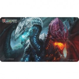 TAPIS DE JEUX Play Mat Playmat FORCE OF WILL FOW LAPIN