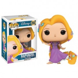 Raiponce POP! Disney Tangled - Rapunzel in Gown Vinyl Figure 10cm Exclusive