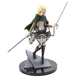 Attack on Titan Vertical maneuvering Special PVC Figure kristia