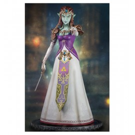F4F first 4 figure legend of zelda twilight princess zelda ganon puppet excusif