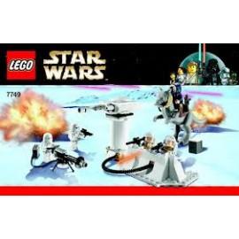 star wars LEGO 8128 notice / mode emploi