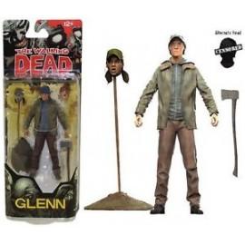 The Walking Dead TV Version figurine Serie 5 NEGAN COMIC VERSION 15CM