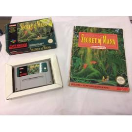 Super Nintendo ILLUSION OF TIME + GUIDE jeux video retro gaming FRANCAIS