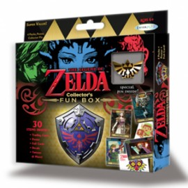 The Legend of Zelda livre Art & Artifacts ANGLAIS