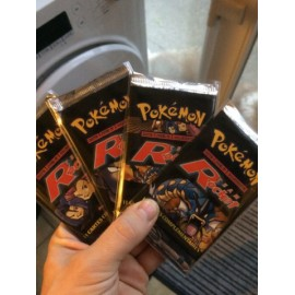 pokemon booster SKYRIDGE TARTARD WIZARD neuf sceller officiel
