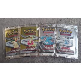 RACHAT Pokemon booster SCELLER EN FRANCAIS wizard NEO GENESIS ED 2