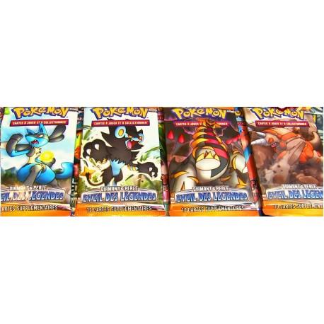 RACHAT Pokemon booster SCELLER EN FRANCAIS DP DUEL AU SOMMET