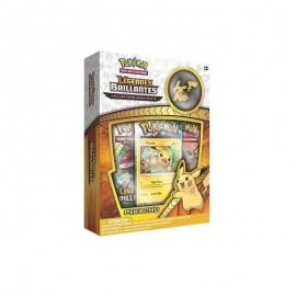 pokemon booster Coffret Pokemon Tokorico Gx Chromatique neuf sceller officiel