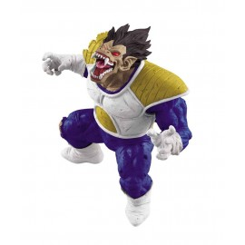BANPRESTO DRAGON BALL Z Figurine Creator x Creator SINGE Great Ape Vegeta 13cm