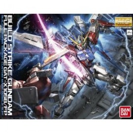 Bandai Gundam MG 1/100 BUILD STRIKE GUNDAM FULL PKG Model Kit