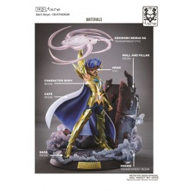 Saint Seiya Deathmask chevalier du zodiac cancer BY TSUME