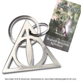 Porte-cles Symbole Reliques de la Mort