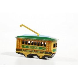 tram san francisco / JOUETS ANCIENS / retro / vintage