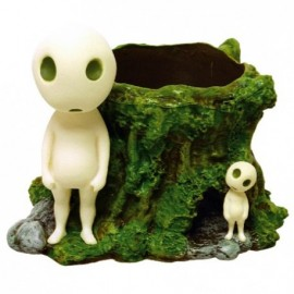 Princesse Mononoke Kodama Forest Mini Pot / Planter