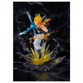 Bandai - Figurine DBZ - Gogeta Super Saiyan Figuarts Zero 17cm