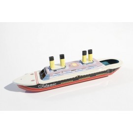 pop pop bateau police / JOUETS ANCIENS / retro / vintage