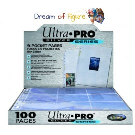 ULTRA PRO POCHETTES DE CLASSEUR LOT DE 100 Pages POKEMON MAGIC