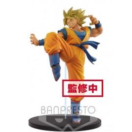 BANPRESTO Dragon Ball Z: Son Goku Fes Figure - vol.2 - Banpresto
