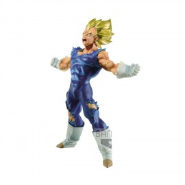 BANPRESTO Dragon Ball Z dbz BOS MAJIN VEGETA 17 cm