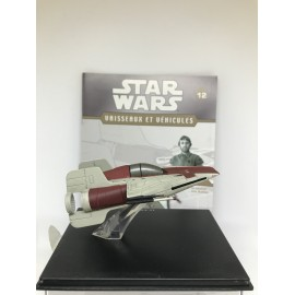 ATLAS STAR WARS VAISSEAUX ET VEHICULES le a-wing le general crix madine