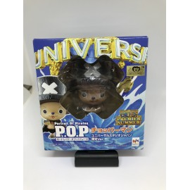 ONE PIECE P.O.P pop MEGAHOUSE tony tony CHOPPERMAN CHOPPER BLACK PROMO