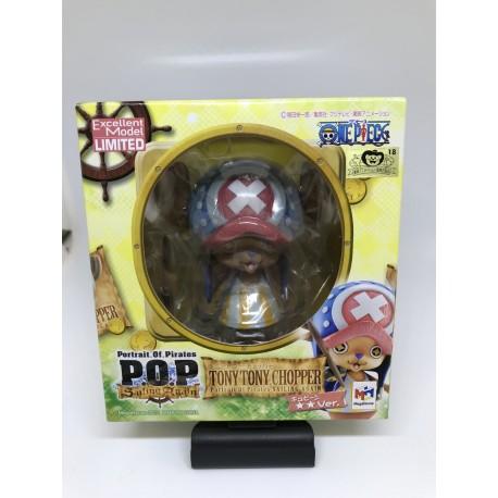 ONE PIECE P.O.P pop MEGAHOUSE tony tony CHOPPERMAN CHOPPER GREEN